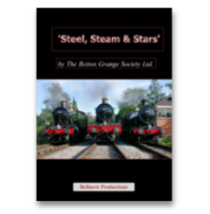 Steel, Steam and Stars DVD