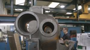 Cylinder machining